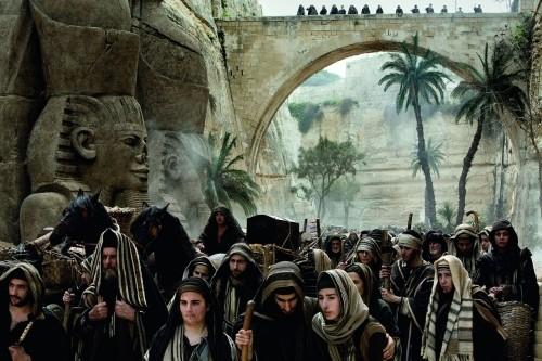 Un'immagine di Alessandria d'Egitto tratta dal film Agora