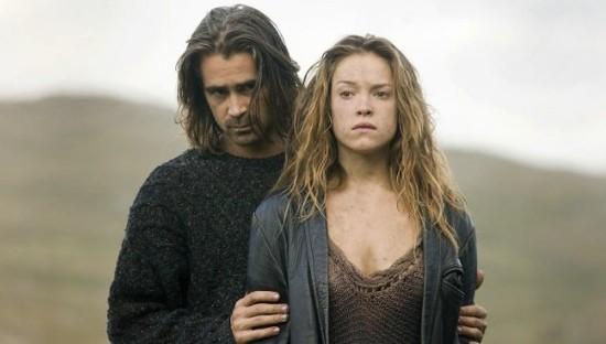 Un'intensa scena di Ondine che vede protagonisti Colin Farrell e Alicja Bachleda