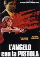La copertina di L'angelo con la pistola (dvd)
