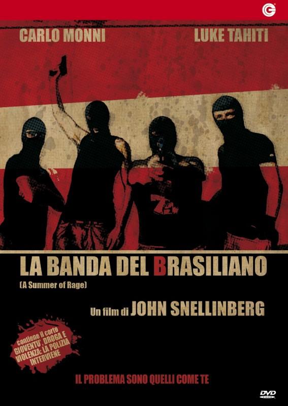 La copertina di La banda del Brasiliano (dvd)