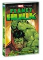 La copertina di Planet Hulk (dvd)