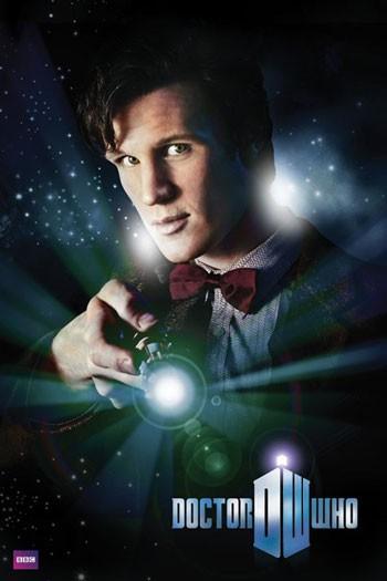 Doctor Who: un poster promozionale per la stagione 5 della serie