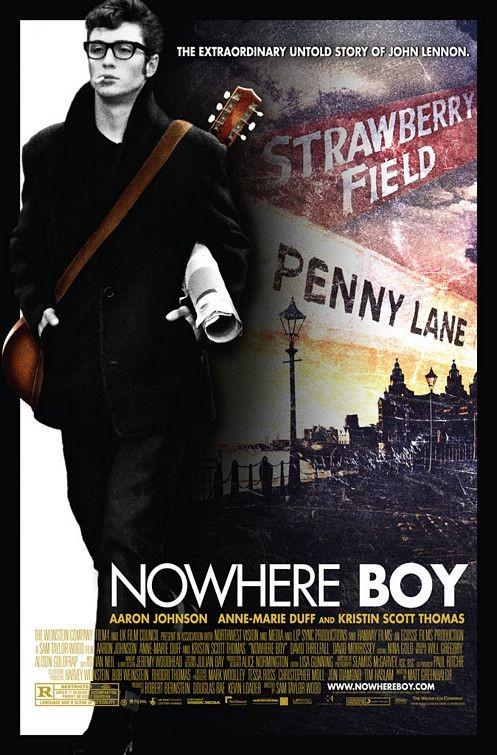Poster USA per Nowhere Boy