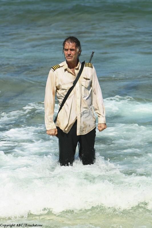 Jeff Fahey in una scena dell'episodio The Last Recruit di Lost