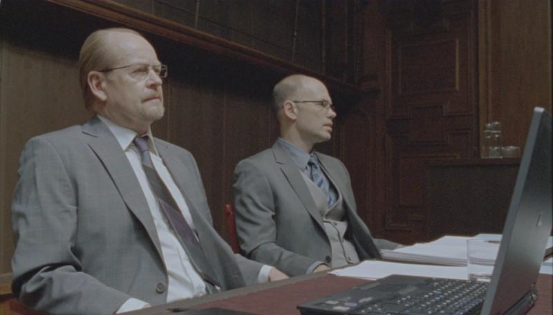 Castelli Di Cartone Film : Anders ahlbom in una scena del film la regina dei castelli di