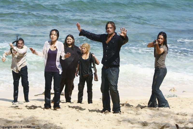 Una scena dell'episodio The Last Recruit di Lost