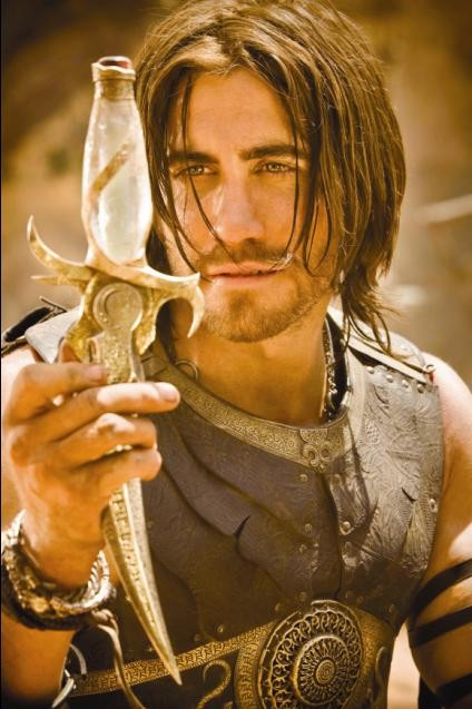 Jake Gyllenhaal nelle vesti regali del film Prince of Persia: Sands of Time