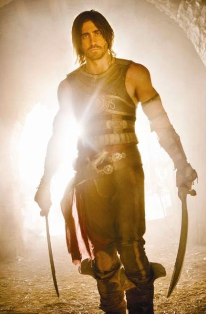 Jake Gyllenhaal, protagonista del fantasy Prince of Persia: Sands of Time