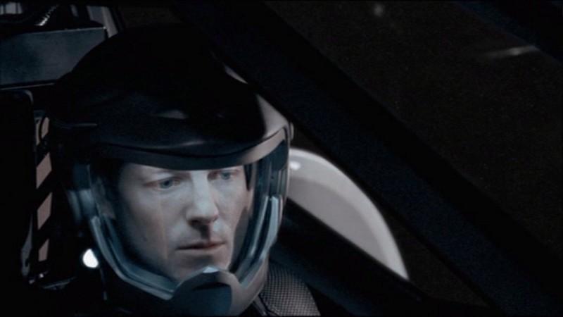 Jamie Bamber nel film Battlestar Galactica
