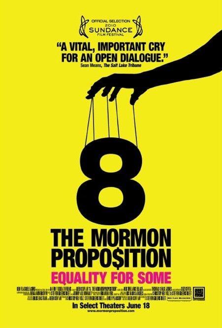 La locandina di 8: The Mormon Proposition