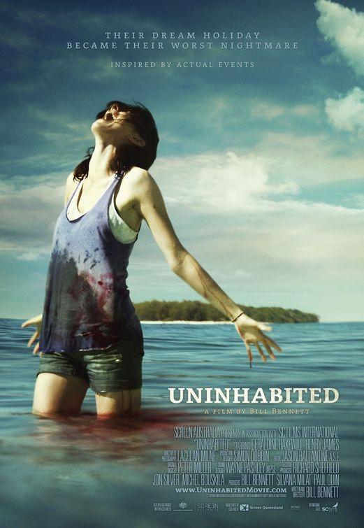 La locandina di Uninhabited