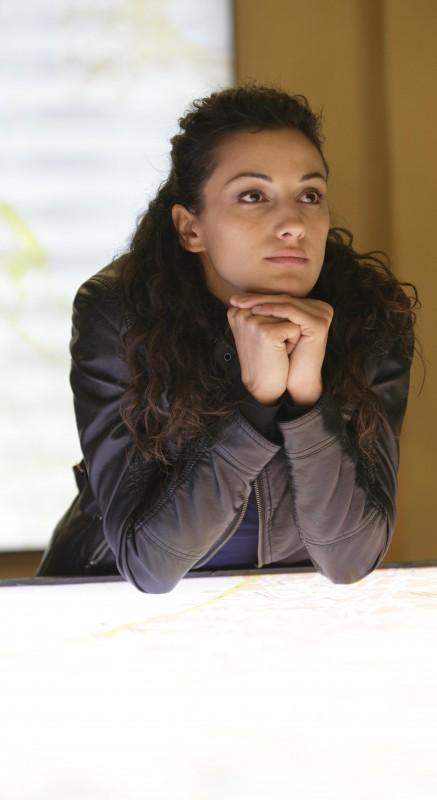 Alice Palazzi nel ruolo di Fiamma in Squadra antimafia - Palermo oggi 2