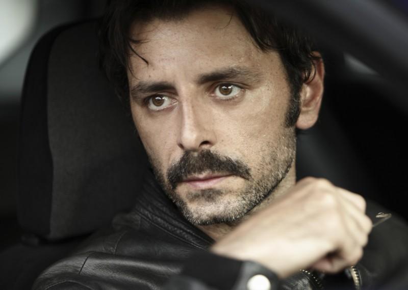 Giordano De Plano, uno dei nuovi interpreti di Squadra antimafia - Palermo oggi 2
