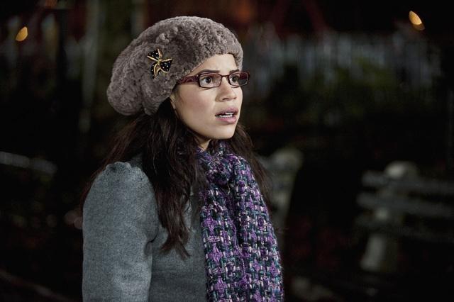 Ugly Betty: America Ferrera in una scena dell'episodio Blackout!