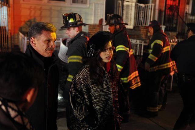 Ugly Betty: America Ferrera in una scena dell'episodio Smokin' Hot