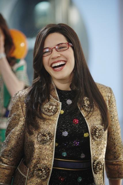 Ugly Betty: America Ferrera nell'episodio Hello Goodbye
