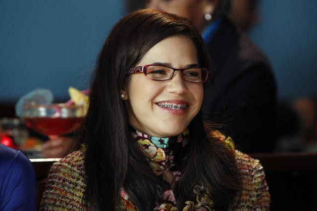Ugly Betty: America Ferrera nell'episodio Smokin' Hot