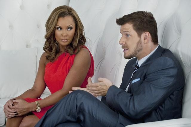 Ugly Betty: Eric Mabius e Vanessa Williams nell'episodio Blackout!