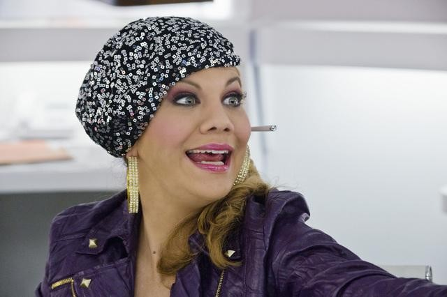 Ugly Betty: Kristen Johnston nell'episodio Chica and the Man