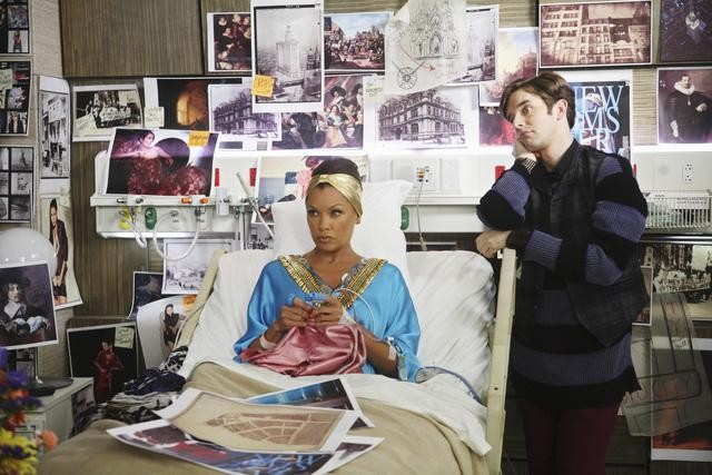 Ugly Betty: Vanessa Williams e Michael Urie nell'episodio All the World's a Stage