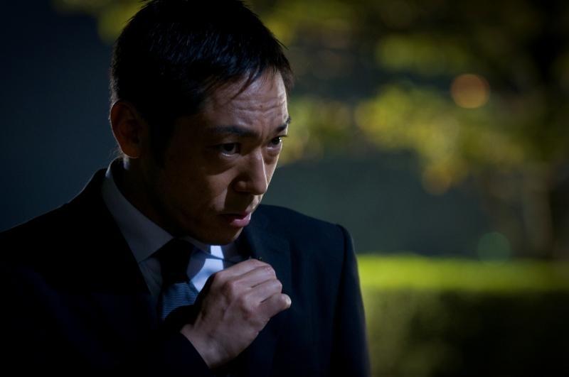 Una scena tratta dal film giapponese Golden Slumber