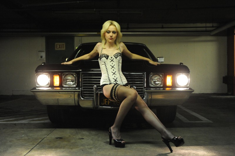 Dakota Fanning in versione sexy per il film The Runaways