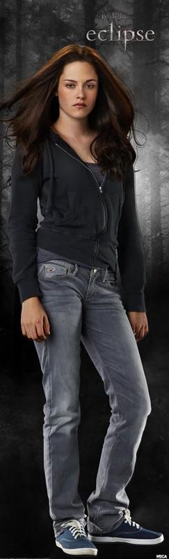 Una prima immagine promozionale di Bella Swan (Kristen Stewart) per The Twilight Saga: Eclipse