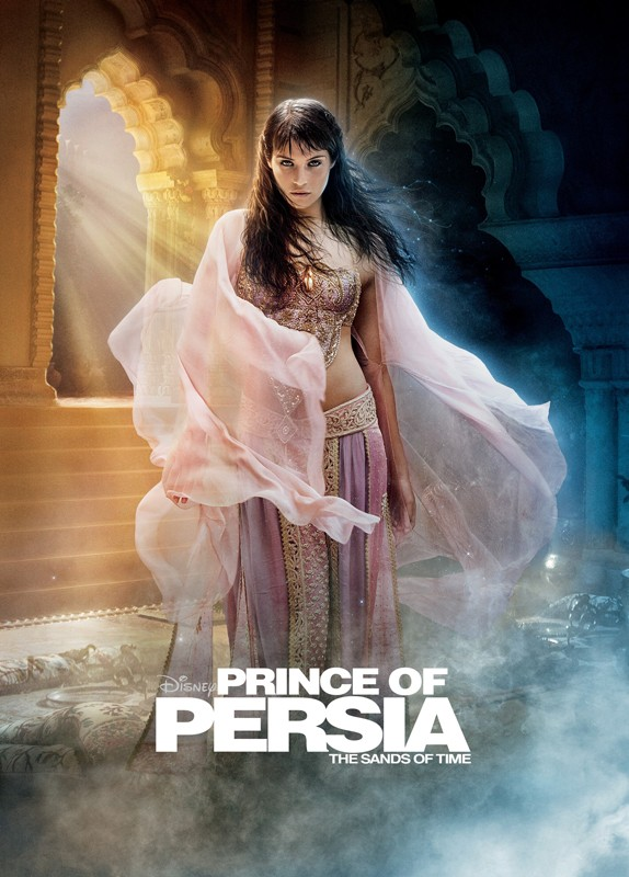 Character Poster (Gemma Arterton) per Prince of Persia: Sands of Time