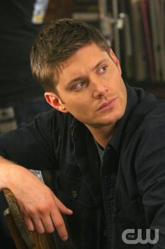 Jensen Ackles in un momento dell'episodio Point of No Return di Supernatural