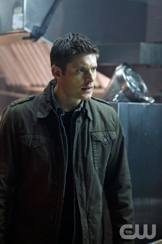 Jensen Ackles nell'episodio Hammer of the Gods di Supernatural