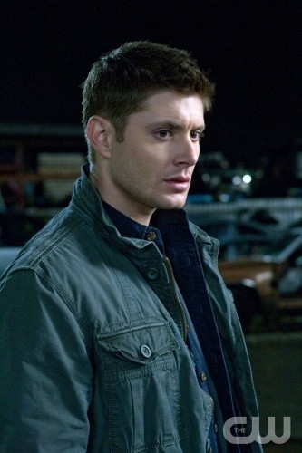 Jensen Ackles nell'episodio Two Minutes to Midnight di Supernatural