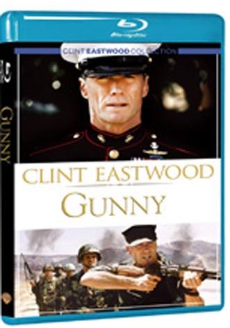 La copertina di Gunny (blu-ray)