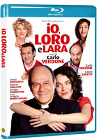 La copertina di Io, loro e Lara (blu-ray)