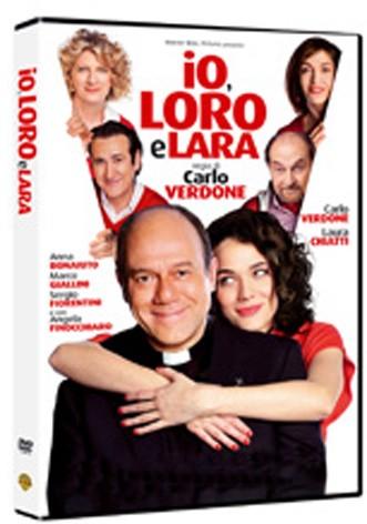 La copertina di Io, loro e Lara (dvd)
