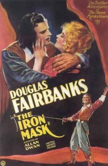 La locandina di The Iron Mask - La maschera di Ferro
