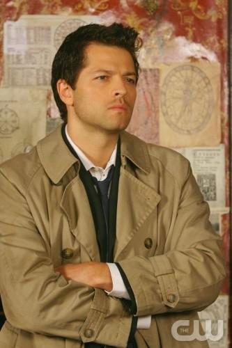 Misha Collins nell'episodio Point of No Return di Supernatural