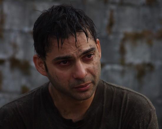 Primo piano di Peyman Moaadi dal film About Elly