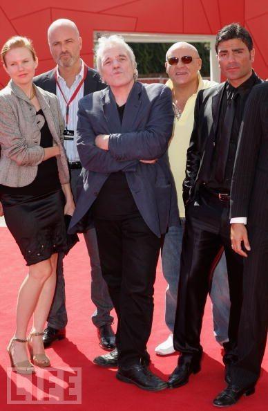 Abel Ferrara, Shanyn Leigh, Salvatore Ruocco e Gianluca Curti presentano Napoli Napoli Napoli a Venezia 66