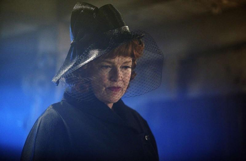 Blair Brown nell'episodio Brown Betty di Fringe