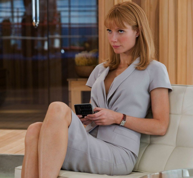 Gwyneth Paltrow è Pepper Potts nel film Iron Man 2