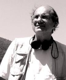 Il regista Felice Farina sul set del film La fisica dell'acqua