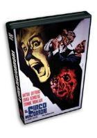 La copertina di Il circo degli orrori (dvd)