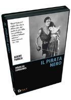 La copertina di Il pirata nero (dvd)