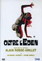La copertina di Oltre l'Eden (dvd)