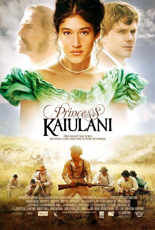 La locandina di Princess Kaiulani