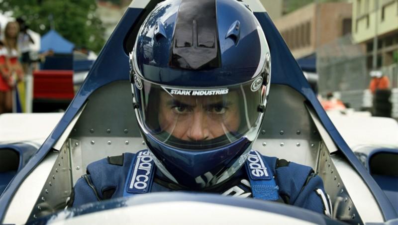 Tony Stark, protagonista del film Iron Man 2