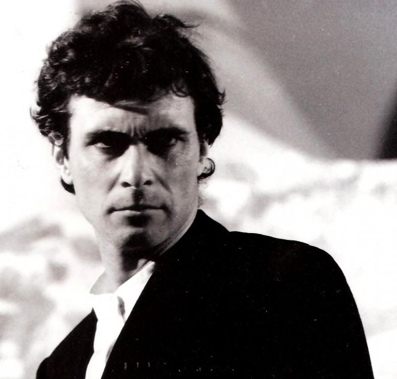 Antonio Orfanò in una foto di Tommaso Le Pera