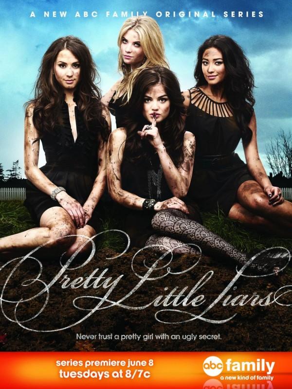 La locandina di Pretty Little Liars