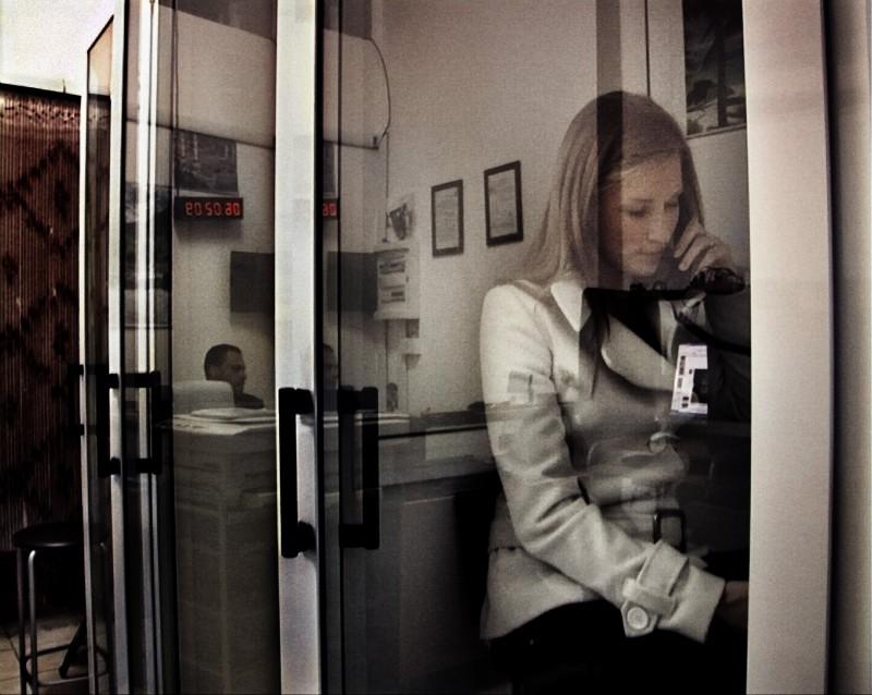 Masha Carbonetti nel film Fratelli d'Italia