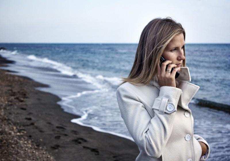 Una immagine di Masha Carbonetti dal film Fratelli d'Italia